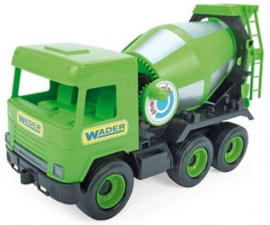 BETONIARKA WADER MIDDLE TRUCK 32104 #A1
