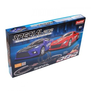 Zestaw Slot Cars Special 202 1:43 - 534cm, pętla, most