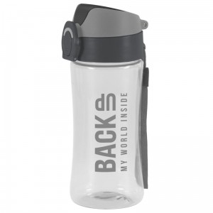 BIDON 400 ML BACK UP TRANSPARENTNY DERFORM