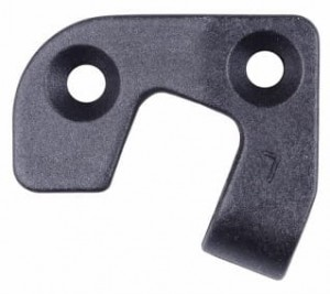 Wltoys Left and right rear arm fasteners 12428-0042 12423-0042