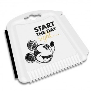 SKROBAK MICKEY START THE DAY